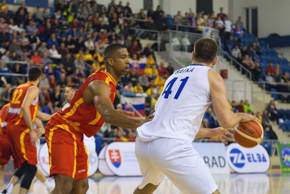 Македонија се враќа со победа од Словачка