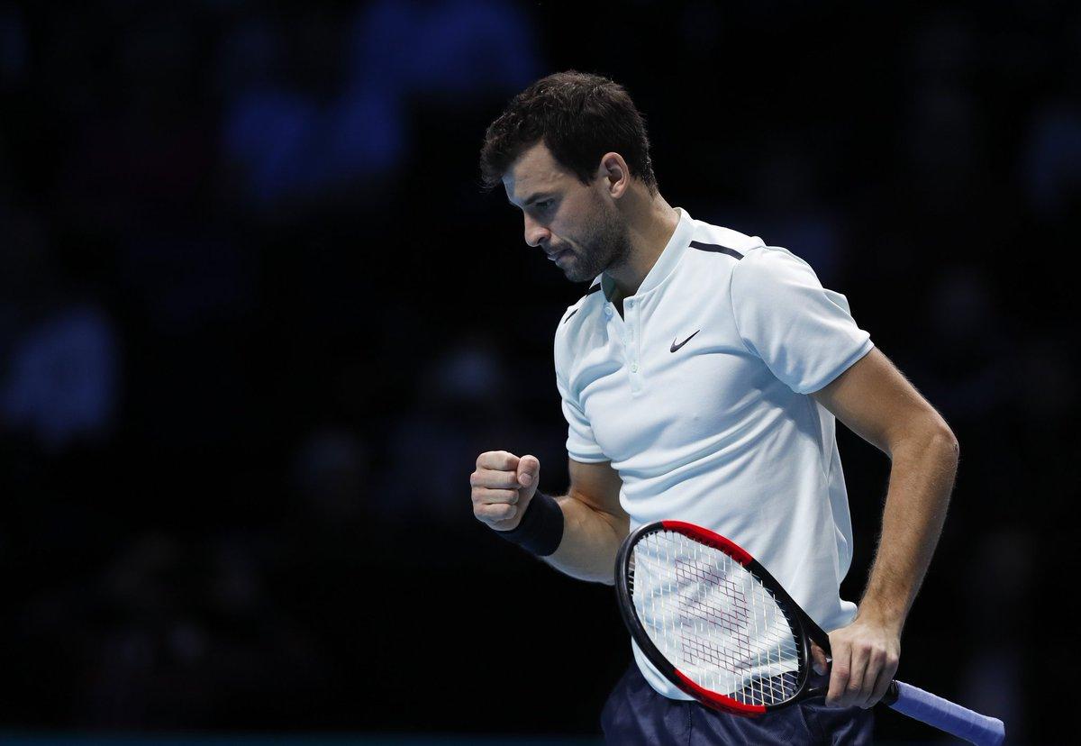 Димитров се врати на време  го очекува финале со Гофан