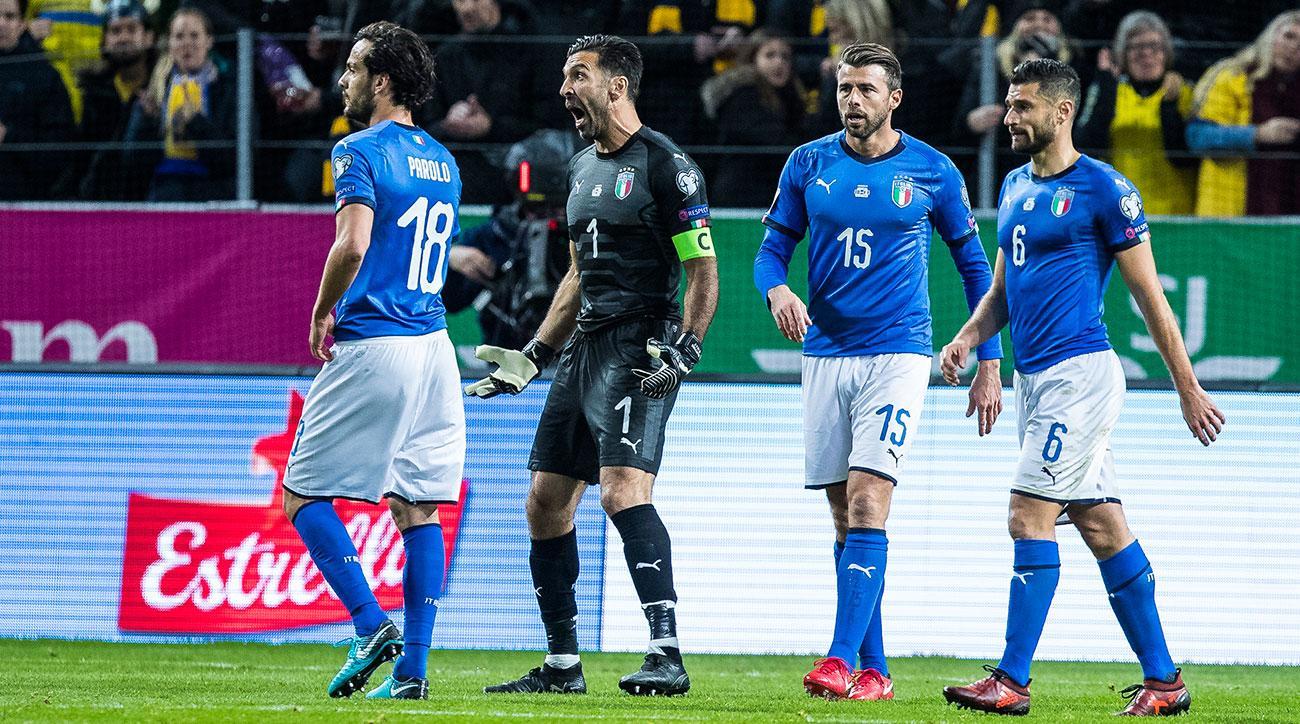 Аrrivederci azzurri   Италија ќе гледа СП само на телевизија