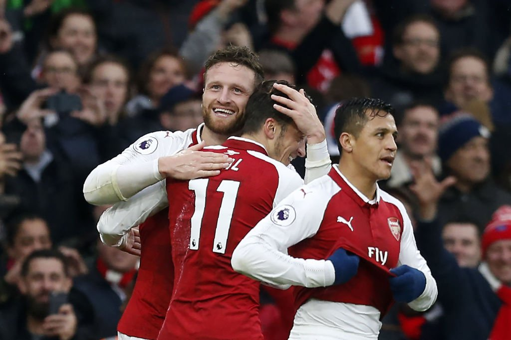 Арсенал првпат од 2014 го победи Тотенхем