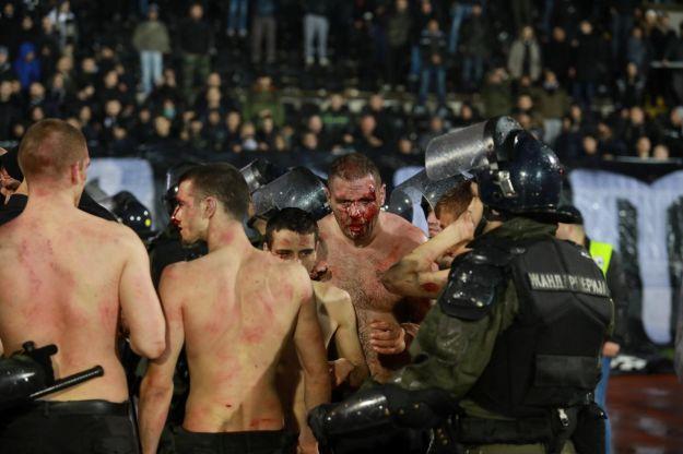 И Хрвати учествувале во војната помеѓу  Гробарите