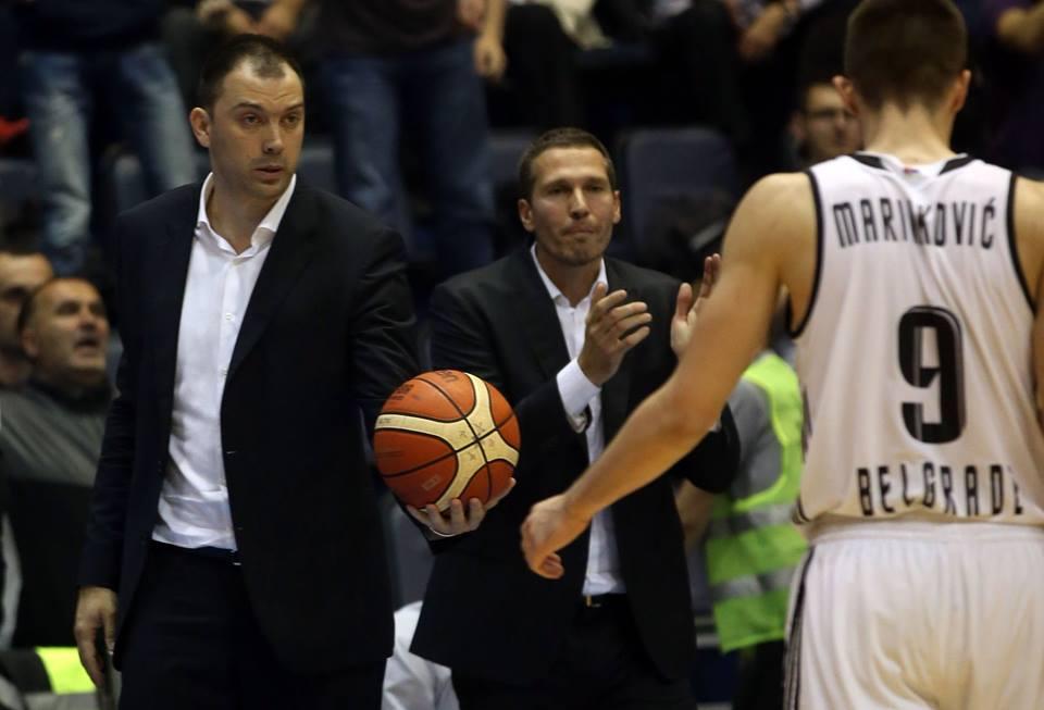 Новиот тренер на Партизан  МЗТ не ја заслужува последната позиција