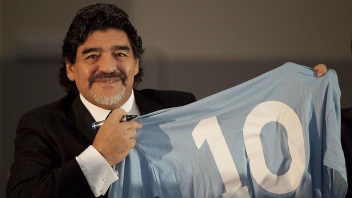 Марадона до Кристијано Роналдо  Не си најдобриот во историјата