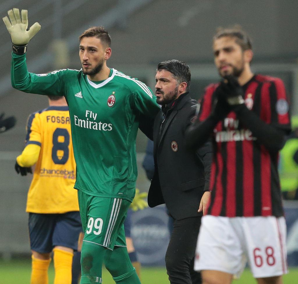 Во Милан ветуваат дека ќе го заштитат Донарума