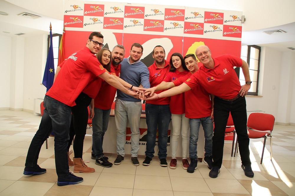 Македонија со пет пливачи на ЕП на кратки патеки