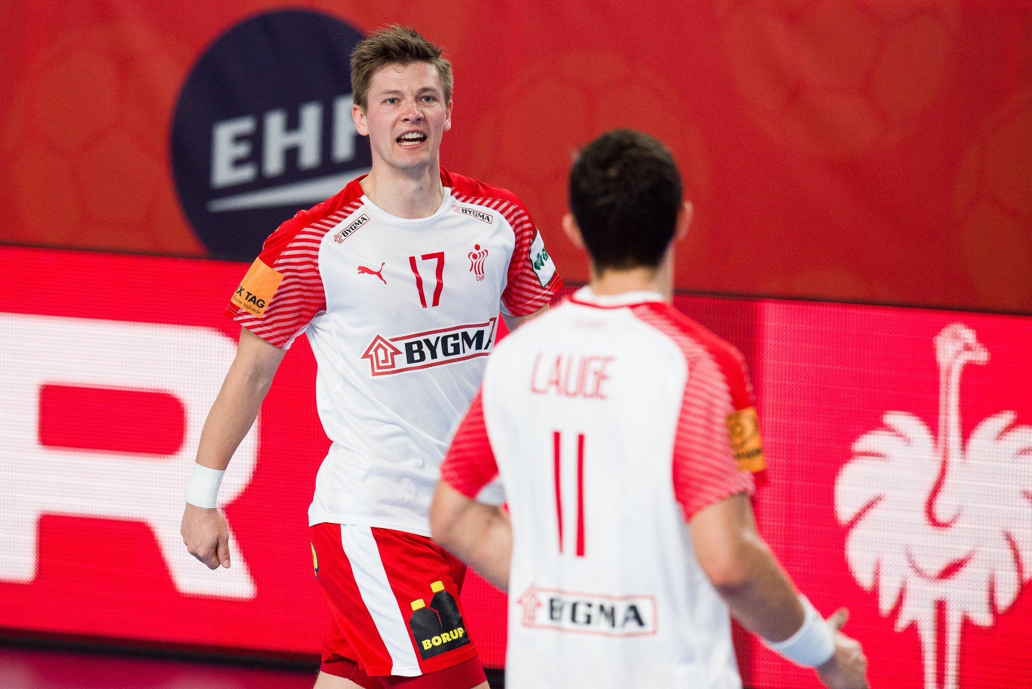 Данска со фуриозна игра ги  смири  Словенците