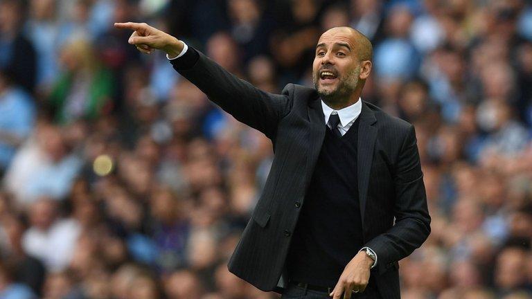 Гвардиола повторно е  тренер на месецот  во Премиер лигата