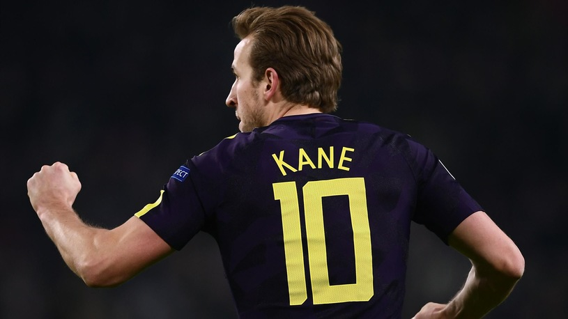 Кејн руши рекорди и во Лигата на шампионите