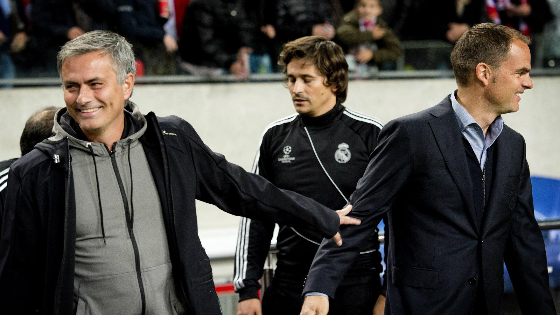 Мурињо  Мене ќе ми кажува најлошиот тренер во историјата на Премиер лигата