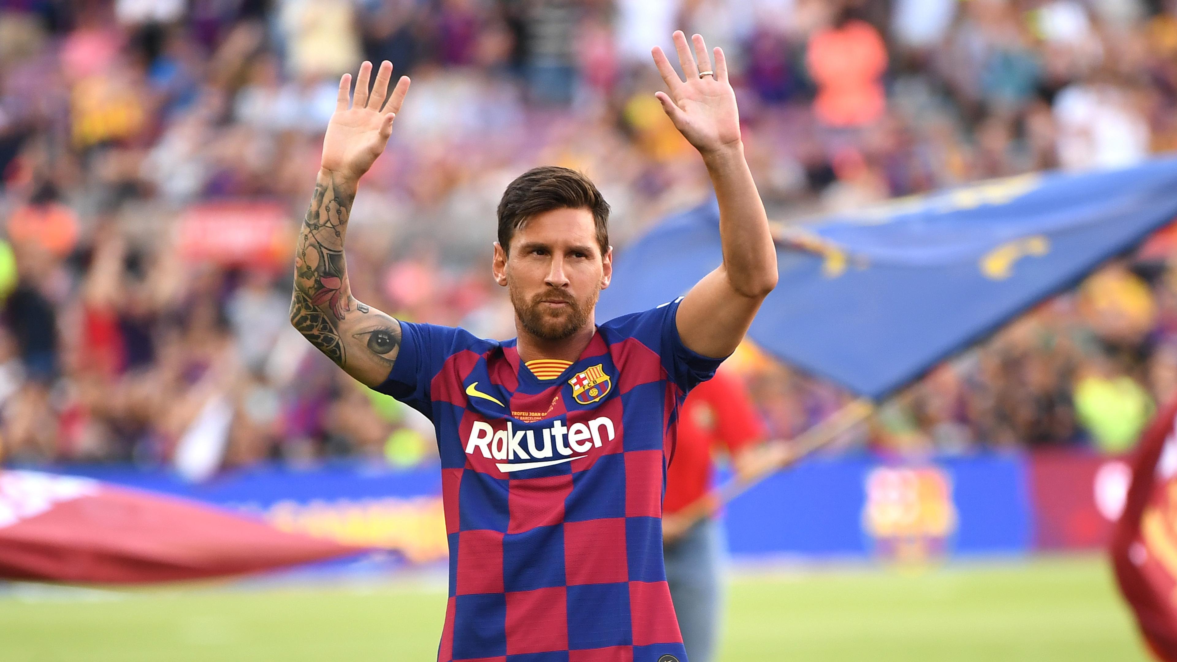 Барселона во паника поради повредата на Меси