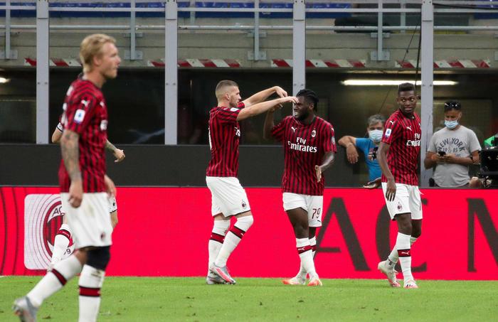 """Чудо на """"Сан Сиро"""" – Милан за пет минути го победи Јувентус (Видео)"""