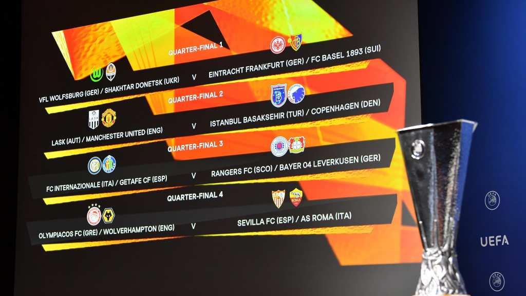 Познати се двојките за завршницата во Лига Европа